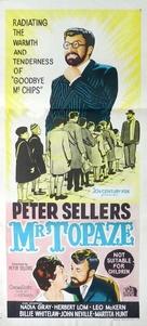 Mr. Topaze - Australian Movie Poster (xs thumbnail)
