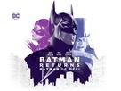 Batman Returns - French Movie Poster (xs thumbnail)