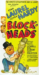 Block-Heads - Movie Poster (xs thumbnail)