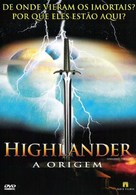 Highlander: The Source - Spanish Movie Cover (xs thumbnail)