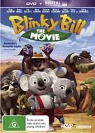 Blinky Bill the Movie - Australian DVD cover (xs thumbnail)