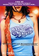 Festival Express - Australian DVD cover (xs thumbnail)