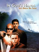 In God's Hands - French Movie Poster (xs thumbnail)
