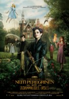 Miss Peregrine's Home for Peculiar Children - Finnish Movie Poster (xs thumbnail)