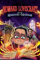 Howard Lovecraft and the Kingdom of Madness - Canadian Movie Cover (xs thumbnail)