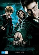 Harry Potter and the Order of the Phoenix - Australian Movie Poster (xs thumbnail)