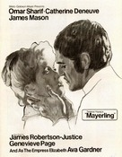Mayerling - British Movie Poster (xs thumbnail)