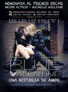 Blue Valentine - Chilean Movie Poster (xs thumbnail)