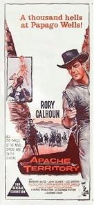 Apache Territory - Australian Movie Poster (xs thumbnail)