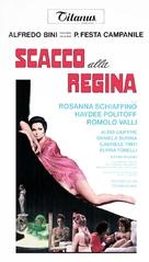 Scacco alla regina - Italian Movie Poster (xs thumbnail)