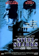 Steel Sharks - French DVD movie cover (xs thumbnail)