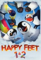 Happy Feet - French DVD cover (xs thumbnail)