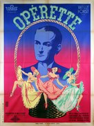 Operette - French Movie Poster (xs thumbnail)