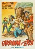 Virginia City - Italian Movie Poster (xs thumbnail)