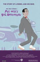 Pee-wee's Big Adventure - Re-release movie poster (xs thumbnail)