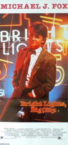 Bright Lights, Big City - Australian Movie Poster (xs thumbnail)