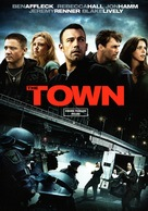 The Town - Canadian DVD movie cover (xs thumbnail)