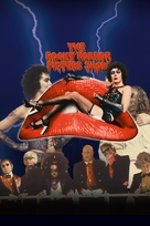 The Rocky Horror Picture Show - DVD cover (xs thumbnail)