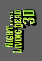 Night of the Living Dead 3D - Logo (xs thumbnail)