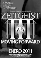 Zeitgeist: Moving Forward - Puerto Rican Movie Poster (xs thumbnail)