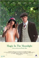 Magic in the Moonlight - South African Movie Poster (xs thumbnail)