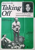 Taking Off - Swedish Movie Poster (xs thumbnail)