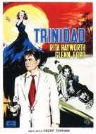 Affair in Trinidad - Italian Movie Poster (xs thumbnail)