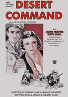 Desert Command - Movie Poster (xs thumbnail)
