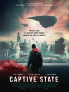 Captive State - French Movie Poster (xs thumbnail)