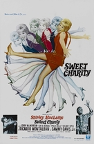 Sweet Charity - Belgian Movie Poster (xs thumbnail)