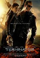 Terminator Genisys - Mexican Movie Poster (xs thumbnail)