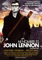 Nowhere Boy - Peruvian Movie Poster (xs thumbnail)