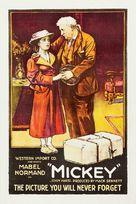 Mickey - British Movie Poster (xs thumbnail)