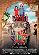 Hexe Lilli - Die Reise nach Mandolan - Andorran Movie Poster (xs thumbnail)