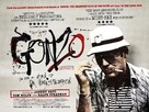 Gonzo: The Life and Work of Dr. Hunter S. Thompson - British Movie Poster (xs thumbnail)