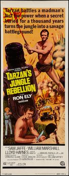 Tarzan's Jungle Rebellion - Movie Poster (xs thumbnail)