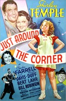 Just Around the Corner - Movie Poster (xs thumbnail)