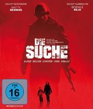 The Search - German Blu-Ray cover (xs thumbnail)