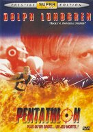 Pentathlon - French DVD cover (xs thumbnail)