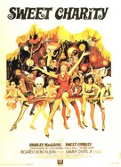 Sweet Charity - French Movie Poster (xs thumbnail)