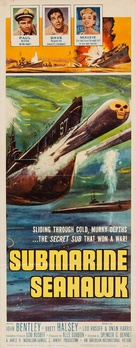 Submarine Seahawk - Movie Poster (xs thumbnail)