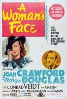 A Woman's Face - Australian Movie Poster (xs thumbnail)