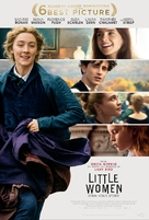 Little Women - Indonesian Movie Poster (xs thumbnail)