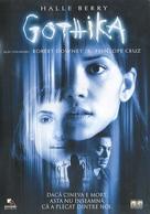 Gothika - Romanian DVD movie cover (xs thumbnail)