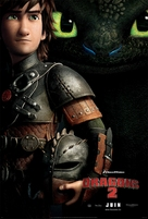 How to Train Your Dragon 2 - Canadian Movie Poster (xs thumbnail)
