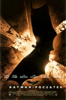 Batman Begins - Polish Movie Poster (xs thumbnail)
