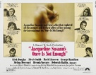 Jacqueline Susann's Once Is Not Enough - Movie Poster (xs thumbnail)