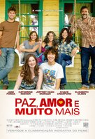Peace, Love, & Misunderstanding - Brazilian Movie Poster (xs thumbnail)