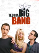 """The Big Bang Theory"" - Romanian DVD cover (xs thumbnail)"