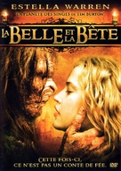 Beauty and the Beast - French DVD movie cover (xs thumbnail)